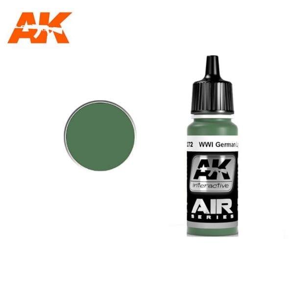 AK2272 acrylic paint air akinteractive modeling