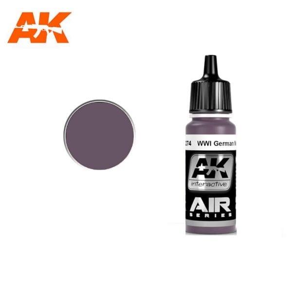 AK2274 acrylic paint air akinteractive modeling