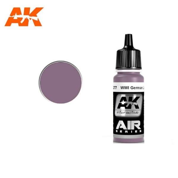 AK2277 acrylic paint air akinteractive modeling