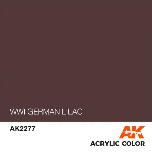 AK2277 WWI GERMAN LILAC