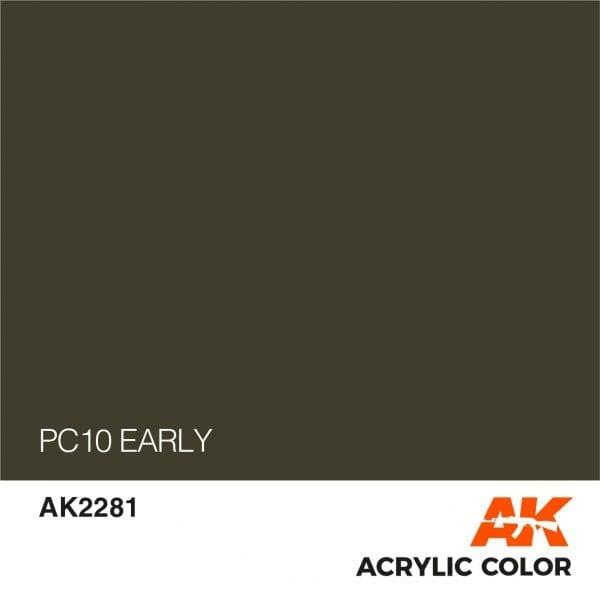 AK2281 PC10 EARLY