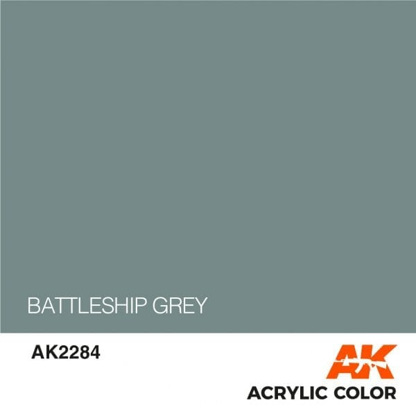AK2284 BATTLESHIP GREY