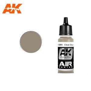 AK2291 acrylic paint air akinteractive modeling