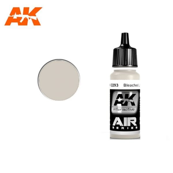 AK2293 acrylic paint air akinteractive modeling