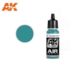 AK2301 acrylic paint air akinteractive modeling