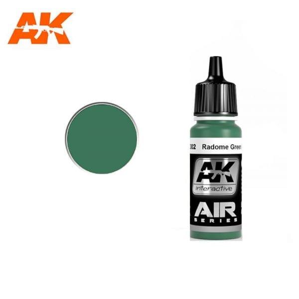 AK2302 acrylic paint air akinteractive modeling