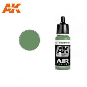 AK2303 acrylic paint air akinteractive modeling