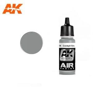 AK2304 acrylic paint air akinteractive modeling