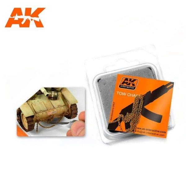 AK2312 tow chains akinteractive