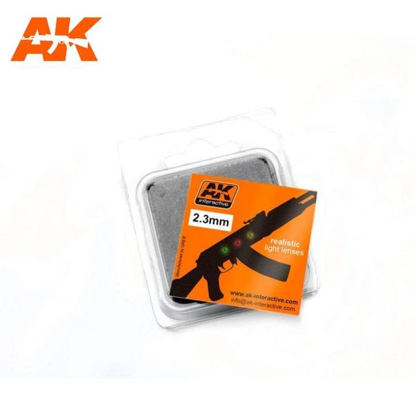AK235 model accesories lenses akinteractive
