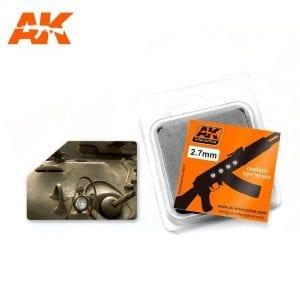 AK237 model accesories lenses akinteractive