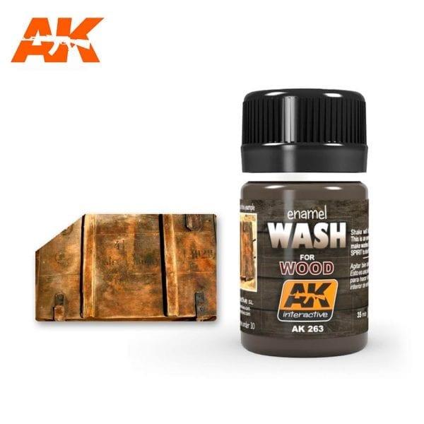 AK263 weathering products akinteractive