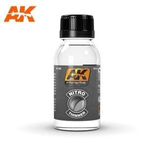 AK268 nitro thinner akinteractive