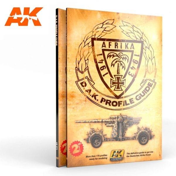 AK271 profiles book akinteractive