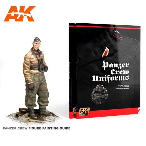 AK272 modeling paint book akinteractive