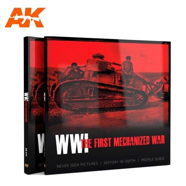 AK273 historican profiles book akinteractive