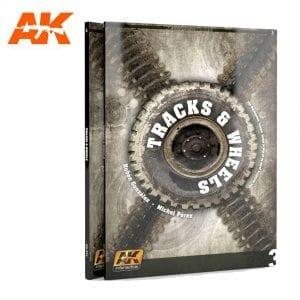AK274 modeling book akinteractive