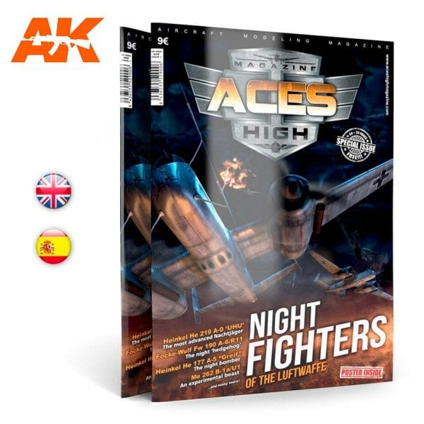 AK2900 aces high magazine akinteractive