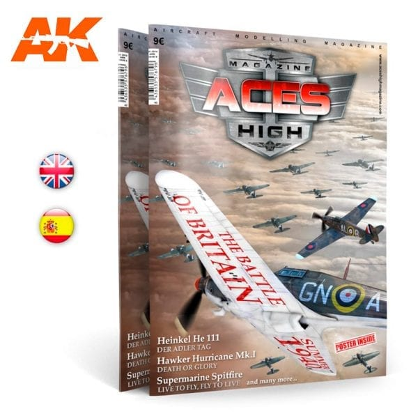 AK2910 aces high magazine akinteractive
