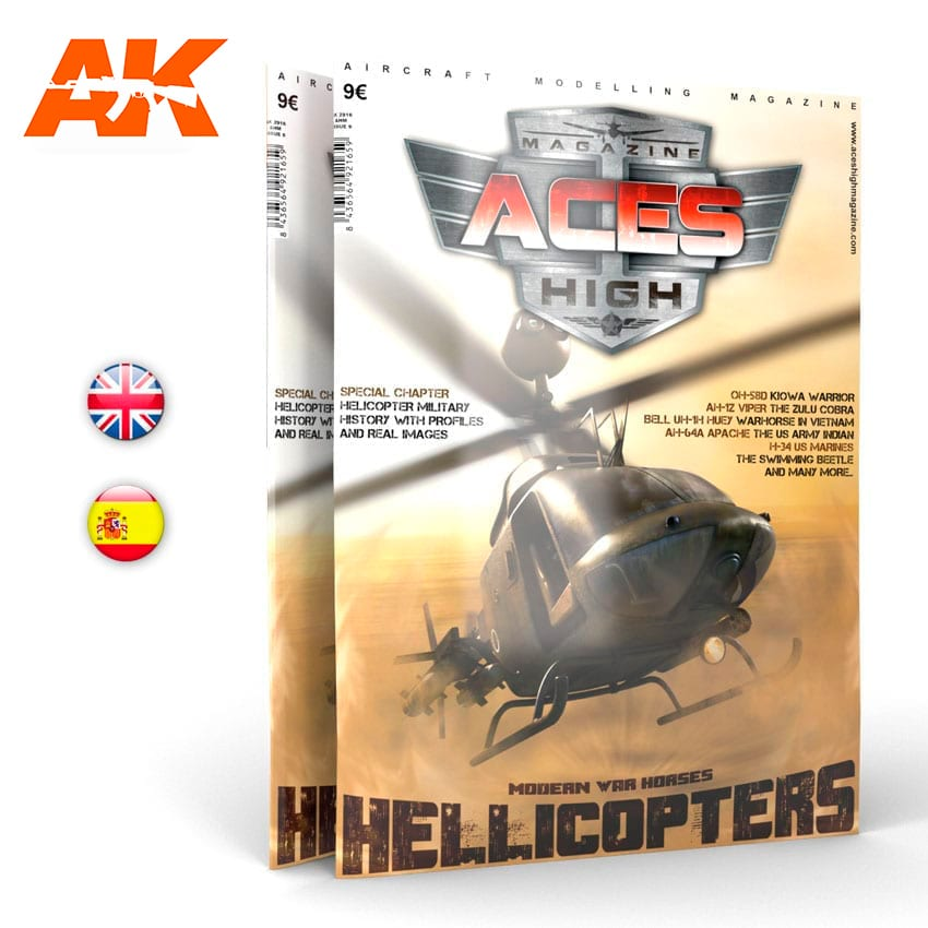 Aces High issue 09: Hellicopters