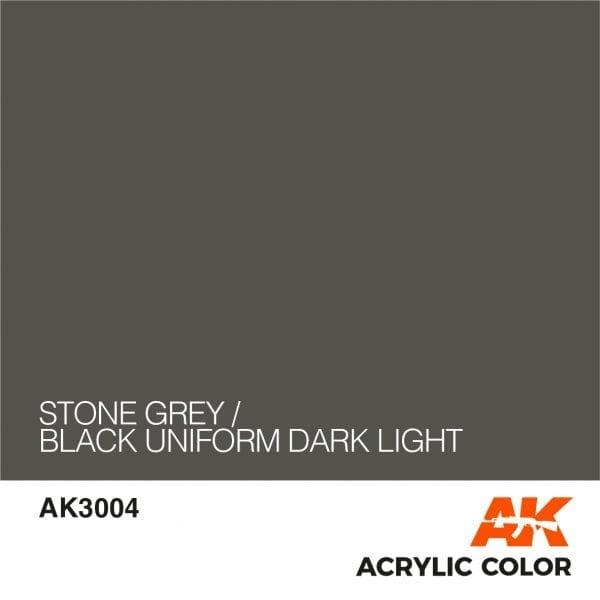 AK3004 STONE GREY