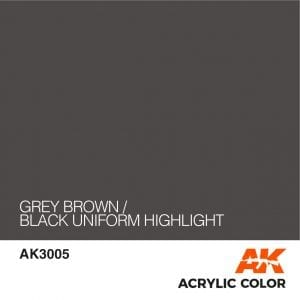 AK3005 GREY BROWN