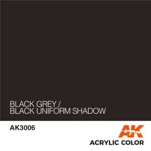 AK3006 BLACK GREY