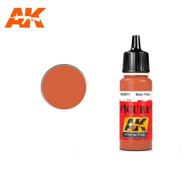 AK3011 paint figures akinteractive modeling