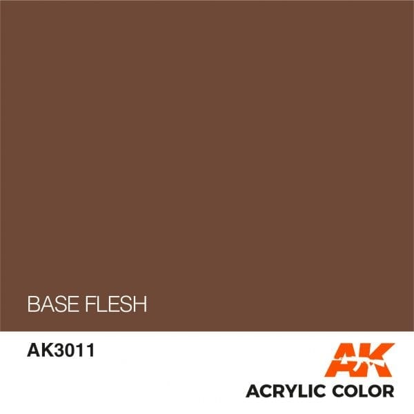 AK3011 BASE FLESH