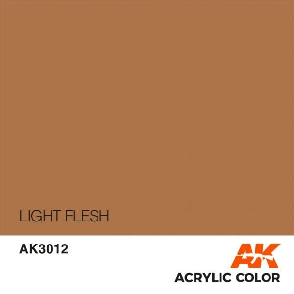 AK3012 LIGHT FLESH