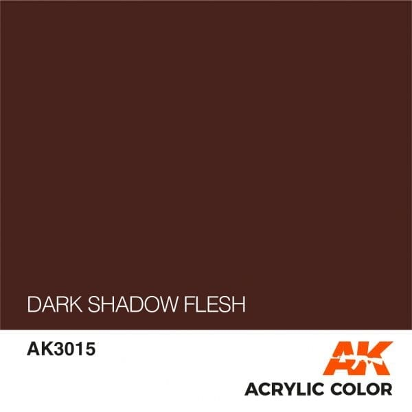AK3015 DARK SHADOW FLESH