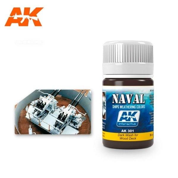 AK301 weathering products akinteractive