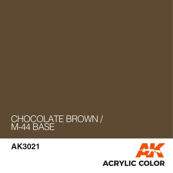 AK3021 CHOCOLATE BROWN