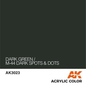 AK3023 DARK GREEN