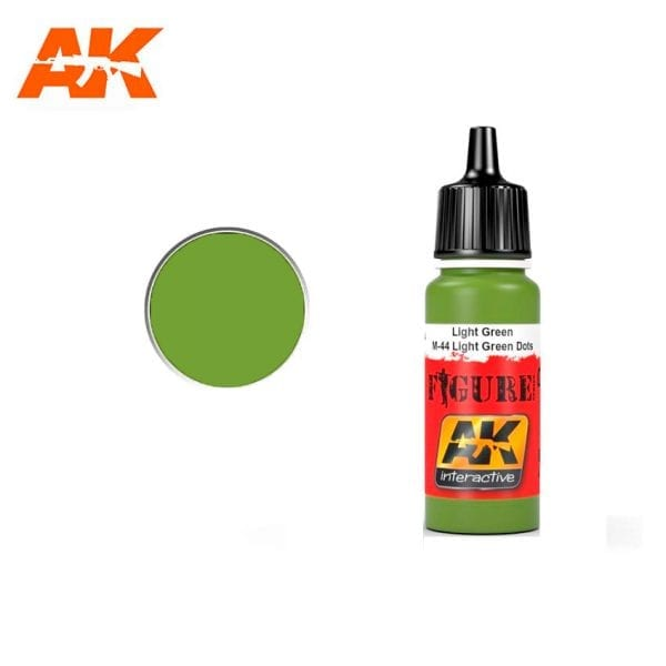 AK3024 paint figures akinteractive modeling