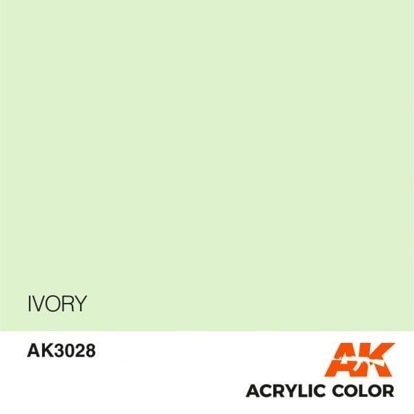 AK3028 IVORY