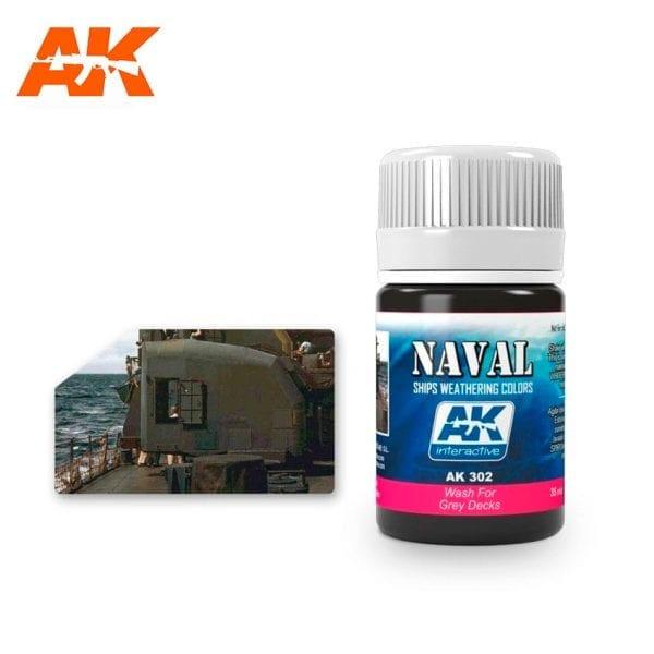AK302 weathering products akinteractive