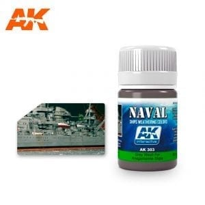 AK303 weathering products akinteractive
