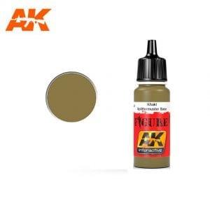 AK3041 acrylic paint figures akinteractive modeling