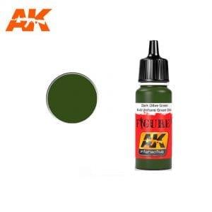 AK3043 crylic paint figures akinteractive modeling