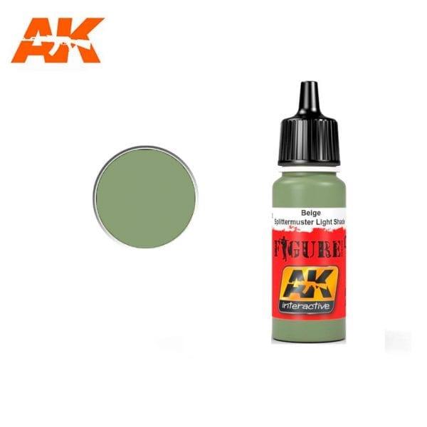 AK3045 acrylic paint figures akinteractive modeling