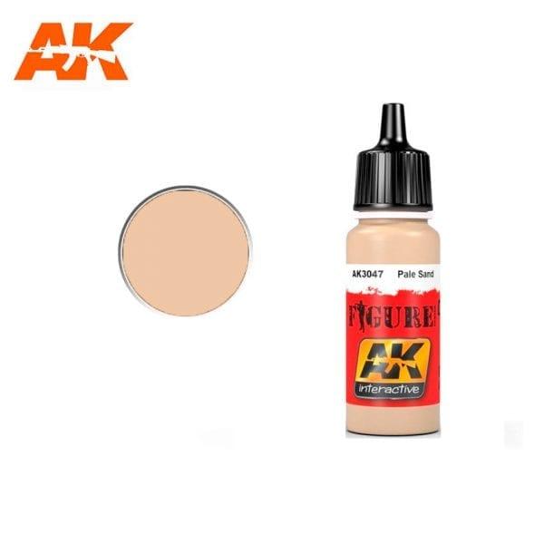 AK3047 acrylic paint figures akinteractive modeling