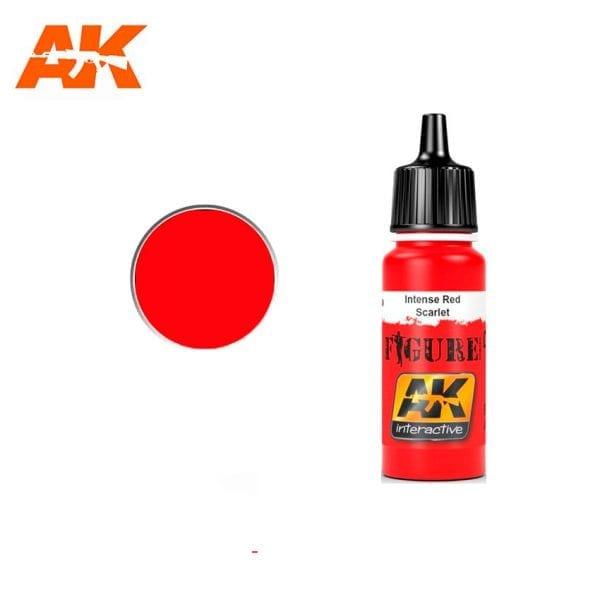 AK3049 acrylic paint figures akinteractive modeling