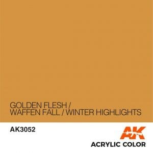 AK3052 GOLDEN FLESH