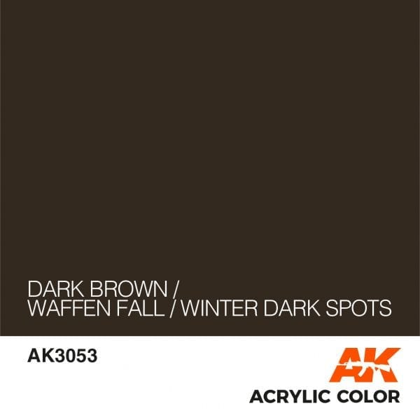 AK3053 DARK BROWN