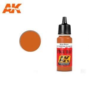 AK3054 acrylic paint figures akinteractive modeling