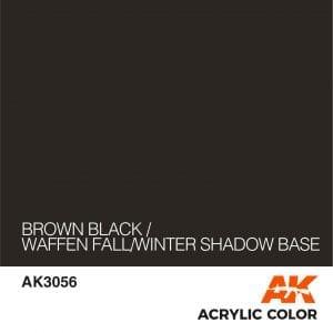 AK3056 BROWN BLACK