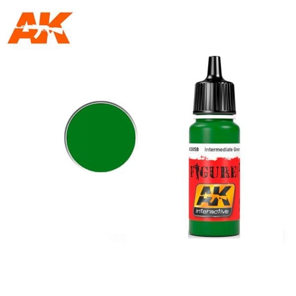 AK3058 acrylic paint figures akinteractive modeling