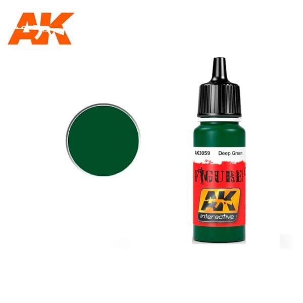 AK3059 acrylic paint figures akinteractive modeling