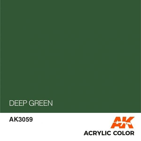 AK3059 DEEP GREEN